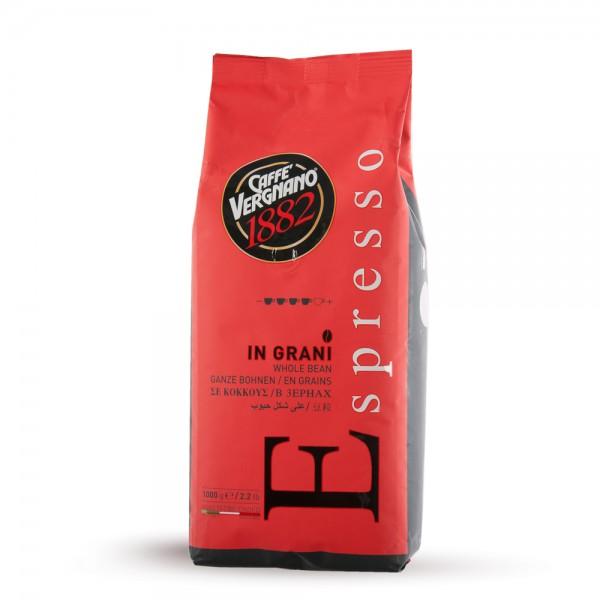 Caffè Vergnano Espresso Casa 1.000g Bohnen online kaufen