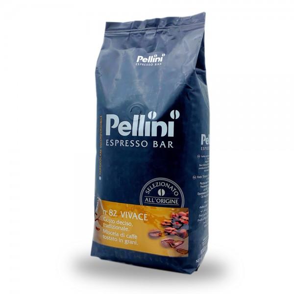 Pellini Nr. 82 Vivace Espresso 1.000g Bohnen online kaufen