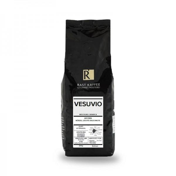 Rast Kaffee Vesuvio Espresso 250g Bohnen online kaufen bei Kaffee Rauscher