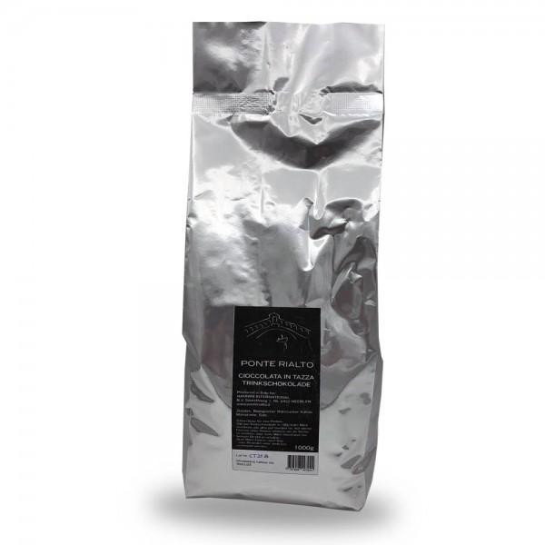 Ponte Rialto Trinkschokolade 1.000g online kaufen bei Kaffee Rauscher