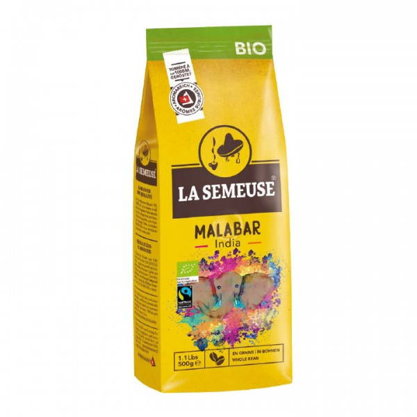 La Semeuse India Monsooned Malabar 500 g Bohnen online kaufen bei Kaffee Rauscher