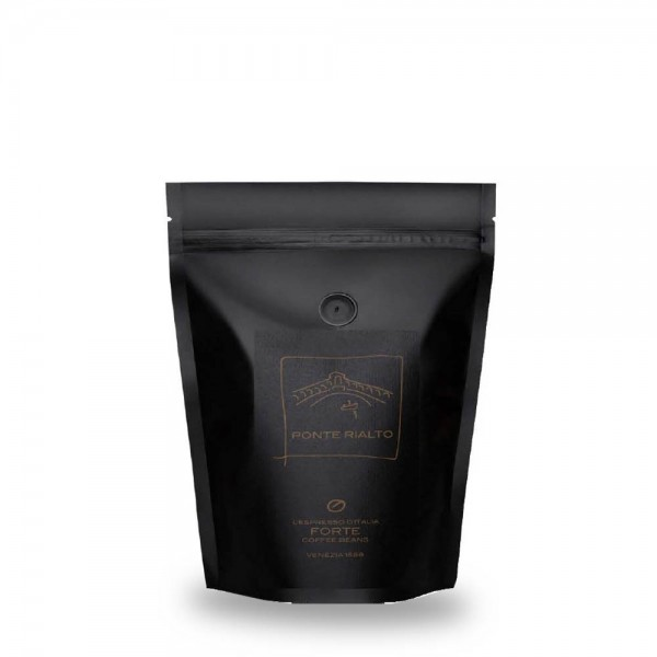Ponte Rialto Forte Espresso 1.000 g Bohnen online kaufen bei Kaffee Rauscher