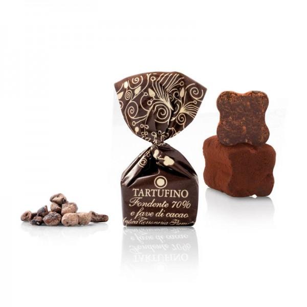 Antica Torroneria Tartufo Fondente 70% Schokoladentrüffel 14 g online kaufen bei Kaffee Rauscher