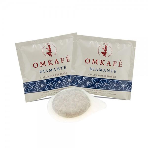Omkafè Diamante ESE Pads 150 Stück online kaufen bei Kaffee Rauscher