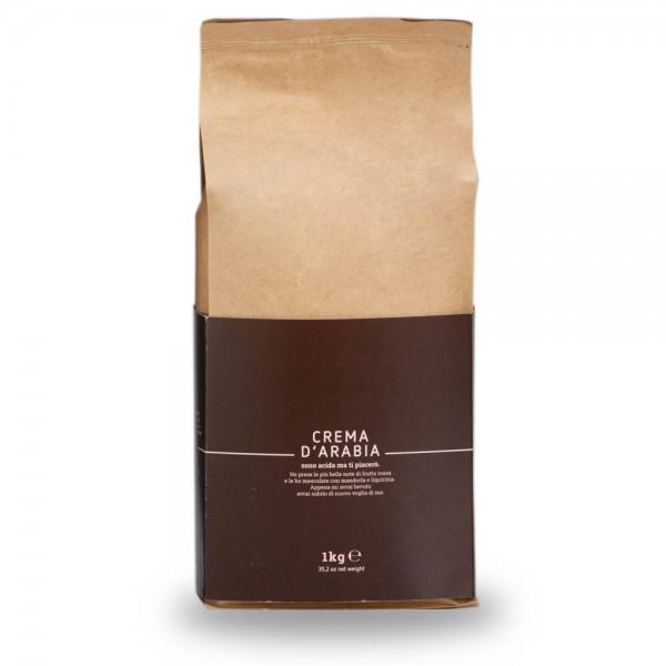 Nurri Espresso Crema d`Arabia 1.000g Bohnen online kaufen bei Kaffee Rauscher