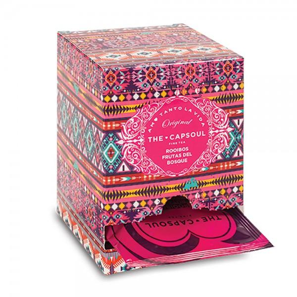 The CapSoul Rooibos Berries Tee - 15 Teebeutel online kaufen bei Kaffee Rauscher