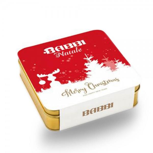 Babbi Waferini Oro Nocciola Christmas Edition 190 g online bestellen bei Kaffee Rauscher