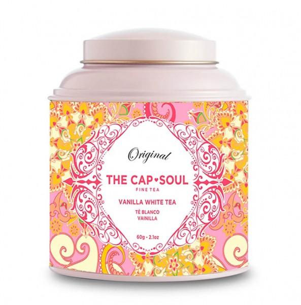 The CapSoul Vanilla White Tea - 60 g lose online kaufen bei Kaffee Rauscher