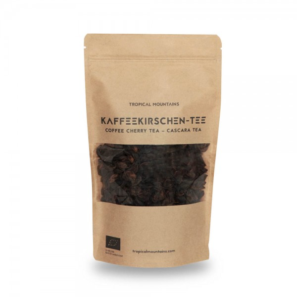 Tropical Mountains Cascara Kaffeekirschentee 120g online kaufen bei Kaffee Rauscher