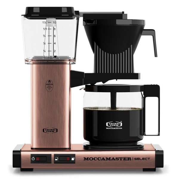 Moccamaster KBG Select Copper Filterkaffeemaschine online kaufen