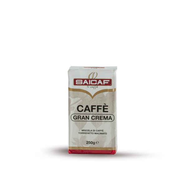 Saicaf Gran Crema gemahlen 250g
