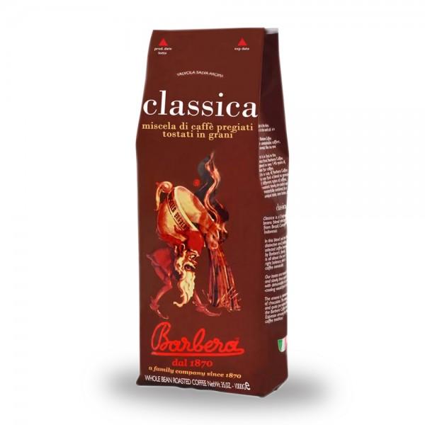 Barbera Classica Espresso 1.000g Bohnen online kaufen