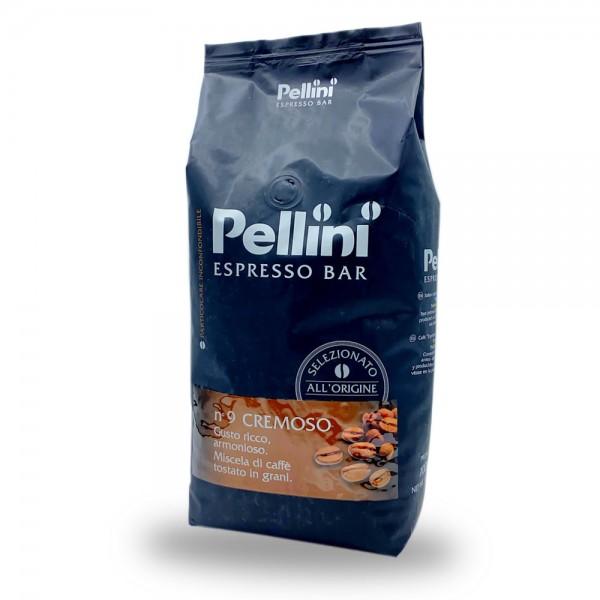 Pellini Nr. 9 Cremoso Espresso 1.000g Bohnen