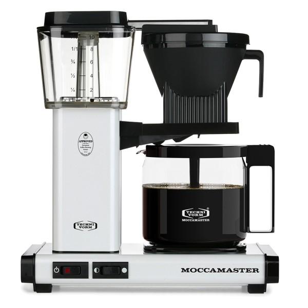 Moccamaster KBG Select Weiß Filterkaffeemaschine online kaufen