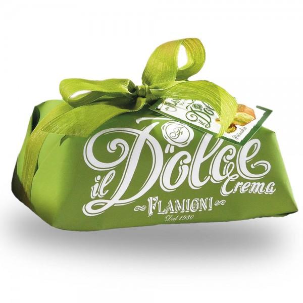 Flamigni Dolce Crema Pistacchio mit Pistazien-Creme 300g online kaufen bei Kaffee Rauscher