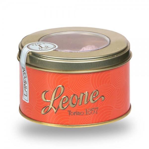 Leone Geleefrüchte - Himbeere - 150 g Dose online kaufen bei Kaffee Rauscher