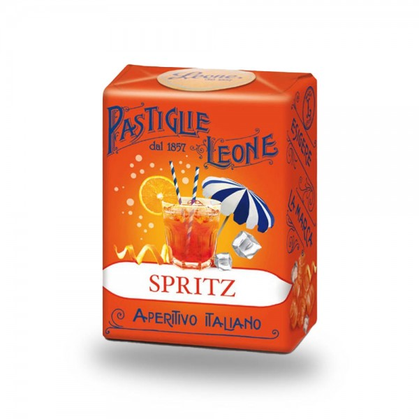 Pastiglie Leone Pastillen Spritz 30 g online bestellen bei Kaffee Rauscher